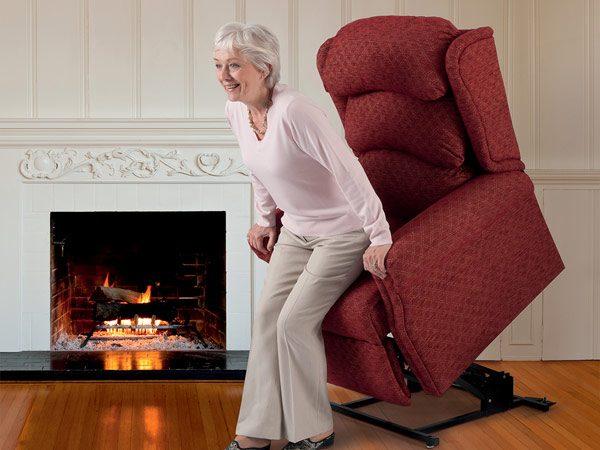 Tilting chair