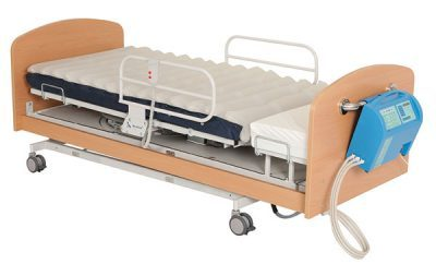 Air alternating mattress