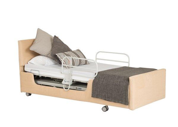 rotoflex 200 mk2 Bespoke - Rotating bed raising heel section