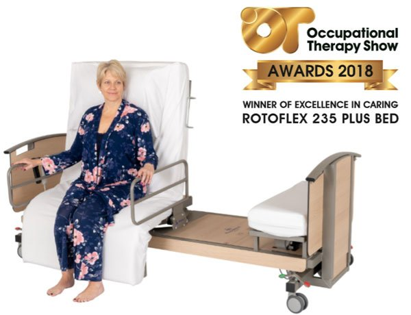 OT show award winner - rotoflex 235 plus