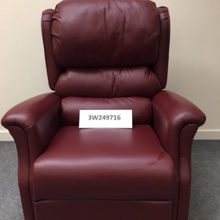 Single Motor Riser Recliner Chair 3W249716