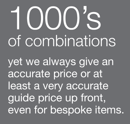 1000 of combinations