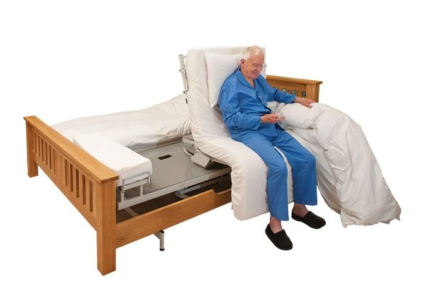 Rotoflex rotating bed for couples