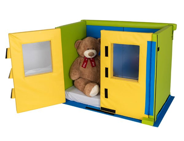 Portable bed for children
