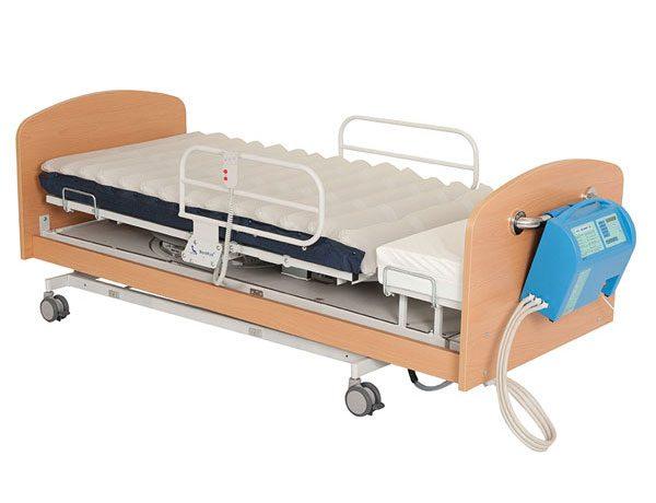 Air alternating mattress
