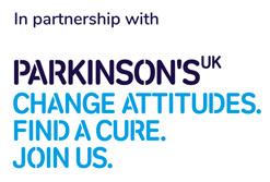 Parkinsons UK logo